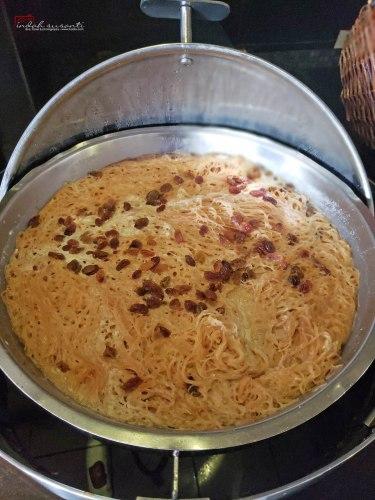 Mauritian Vermicelli dessert