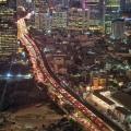 Jakarta's Night View