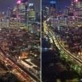 Jakarta before duringcovid19
